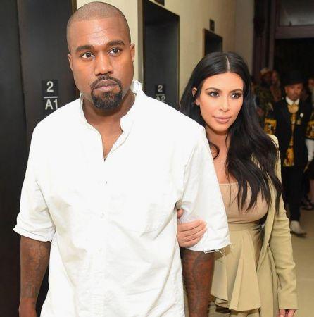 Kim Kardashian's husband Kanye west is upset with her sexy Instagram photos