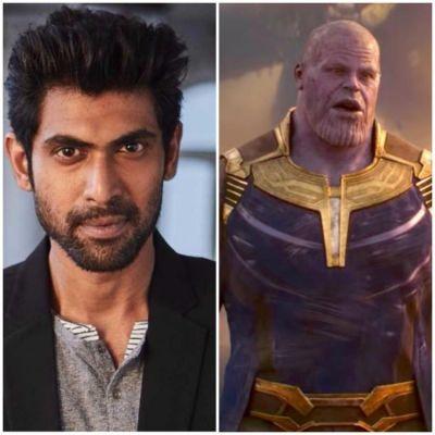 'where is the trailer' asks Thanos's Indian voice actor Rana Daggubati