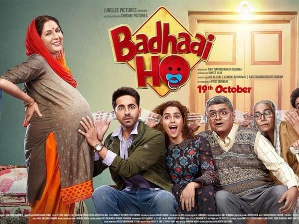 Not Kidding, Badhaai Ho passes the Baahubali 2: The Conclusion record in its 6th week