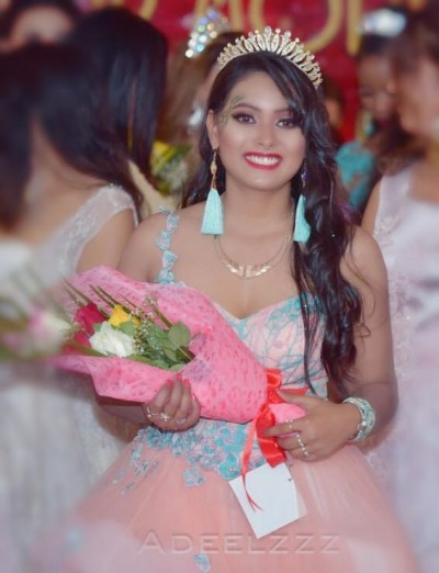 Akanksha Singh Mourya - a multitasking personality with exceptional talent.