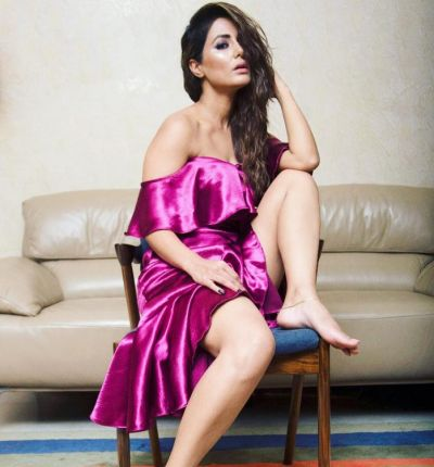 Happy Birthday Hot Hina Khan: 5 sizzling PHOTOS of  Ultimate Diva of Television