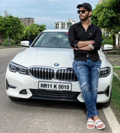 Meet Aman Rathee: India's most luxurious social media influencer and car enthusiast