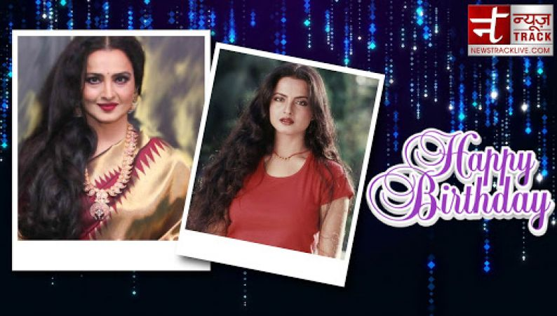 Birthday Special: Rekha, Queen of millions of hearts and controversies