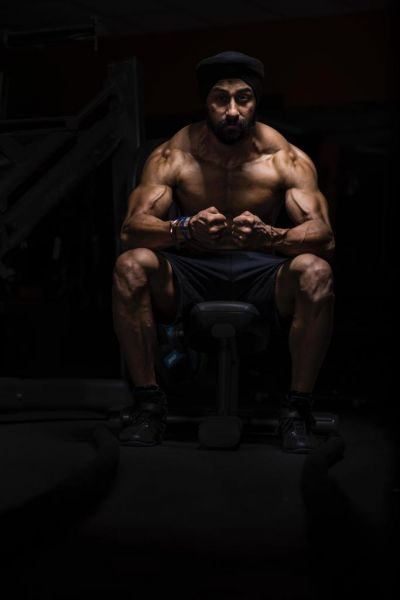 Happy The Monk  Singh's Inspiring Tale On Becoming A Fitness Influencer After Leaving His CA Studies