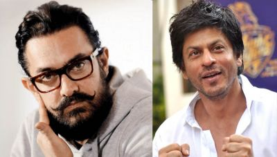 Aamir Khan, Shahrukh Khan is a majestic performer and a great showman