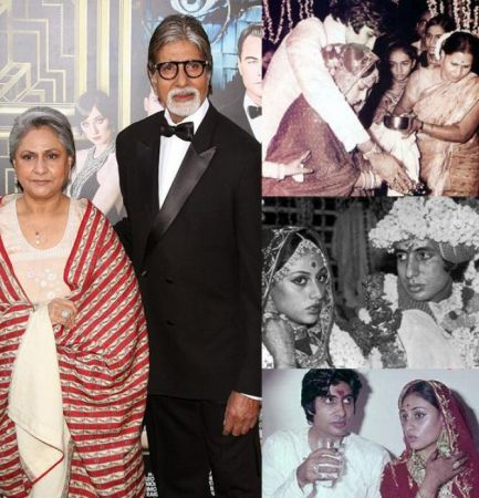 Amitabh Bachchan turns 76 :Celebrate the marital bliss of most dashing couple of B-town