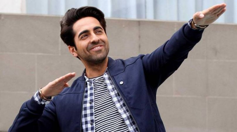 On doing men issues film, Ayushmann Khurrana says  people have now started calling me men's Grihshobha