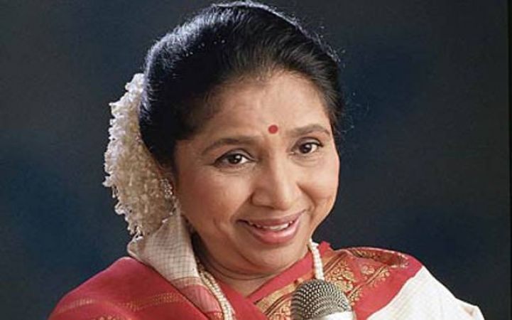 Legendary singer Asha Bhsole recorded new Bengali Puja song after 23 years