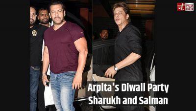 First Bollywood Diwali bash! Bollywood Bhajan and King Khan appeared Katrina Kaif, Karan Johar,