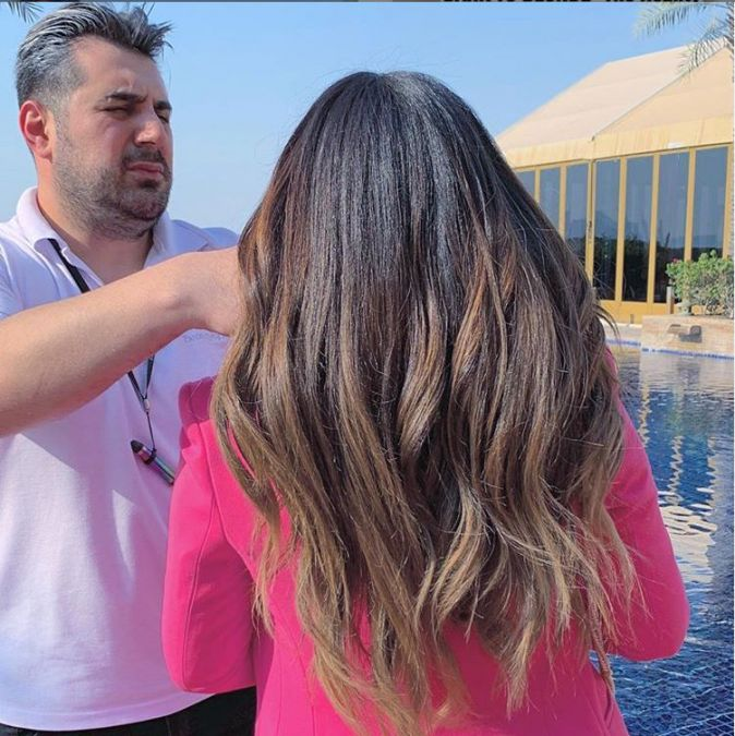 Hair designing is an art and a science, believes Rafi Kouyoumjian