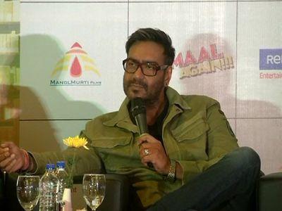 Ajay Devgn is all set to celebrate Cracker Free Diwali