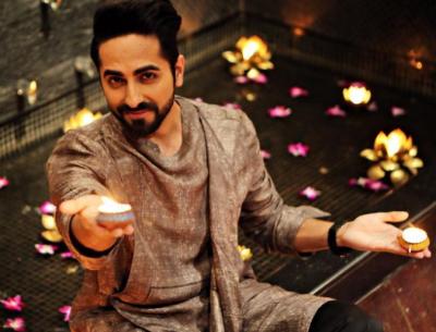 Ayushmann Khurrana: Diwali is my favourite festive season!