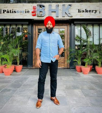 Meet High Profile & Renowned Producer of Punjabi Cinema Harpreet Singh