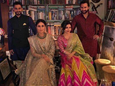 Diwali  celebration on social media by B-town stars