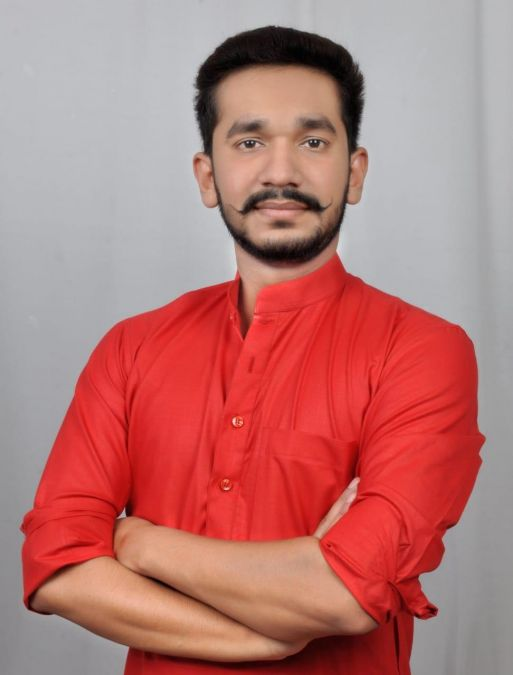 Sushil Rajput, aka Bannaji, is taking his Royal Culture forward by being Socially Active