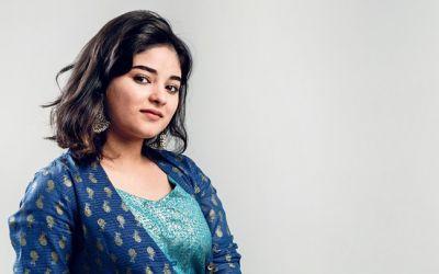 Zaira Wasim: I don't believe in dreams, I believe in destiny