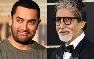 75-year-old Amitabh Bachchan all set to fight with Aamir Khan