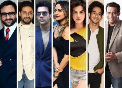 Abhishek, Saif, Sonakshi, Rajkumar, Tapasi, Ishaan to work together in the same movie