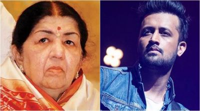 Lata Mangeshkar expresses anger against Atif Aslam or the remix of this song