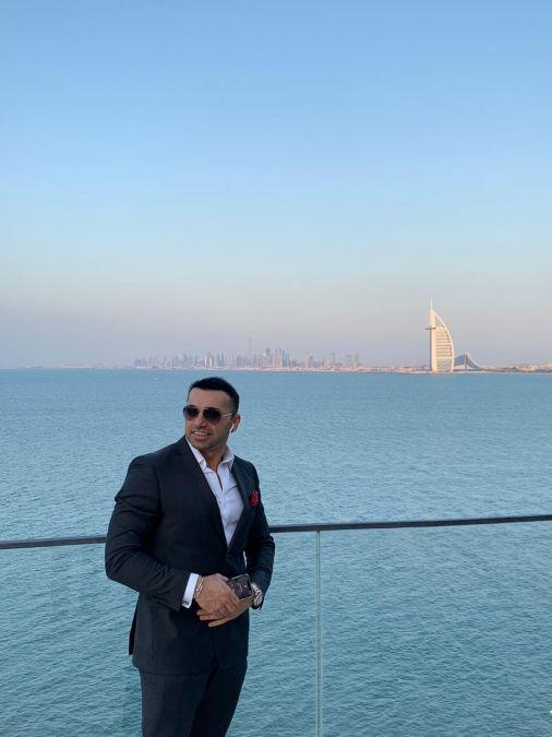 KIANOUSH TAHAVILI DARBAN : The swanky guy defines luxury and lavish