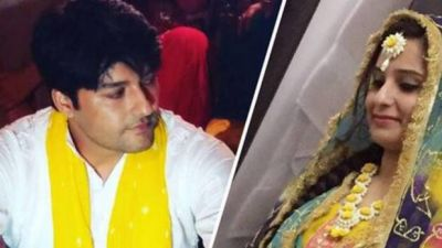 See pictures of Anas Rashid's haldi ceremony