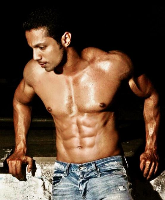 Sarfaraz Khan is taking fitness to the next level in Hyderabad