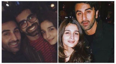 Aliya Bhatt spotted partying with Ranbir after completion of 'Brahmastra' shooting, see pics