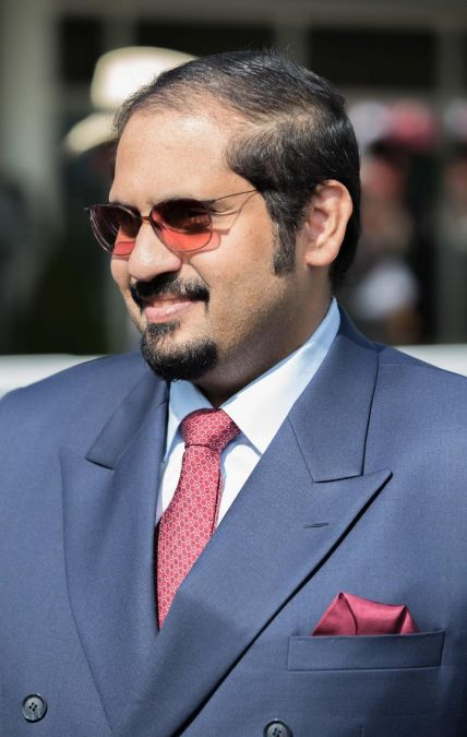 NASSER AL-KAABI : One of  the leading CEO of Qatar explicating the elite sport of horse racing.