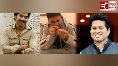 Akshay fails; Will Sachin Tendulkar be able to complete 'Sui Dhaaga' challenge