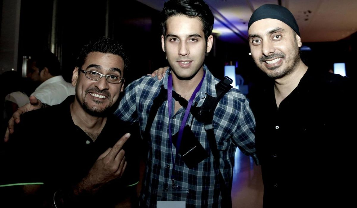 Dubai's Renowned Influencer Vikram Kacher-  Reveals Mantra To His Success And Talks About Mashmupa International Media FZ-LLC