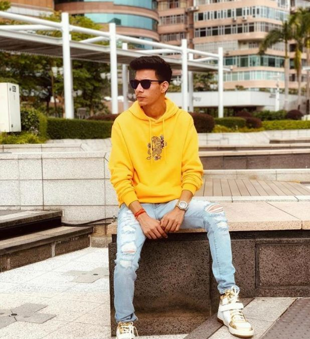 Harsh Ahir Reveals What Made Him Choose Travel Influencer As His Profession