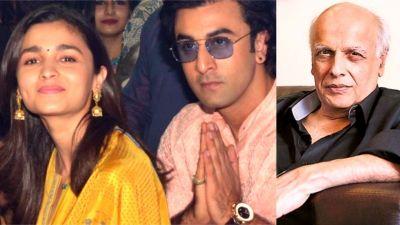 Ranbir gets an invitation for Mahesh Bhatt's Birthday party, Bhatt Family start special preparations!