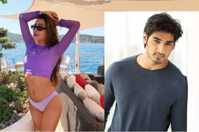 Know more about Ahaan Shetty's GF Tania Shroff, See hot pics