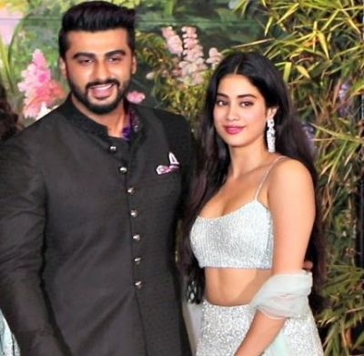 Jhanvi Kapoor to make her debut on Koffee with Karan with  brother Arjun Kapoor
