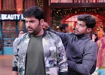 Here's How Pranay Parmar Got To Work With Kapil Sharma As His Hairstylist