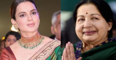 Jayalalithaa's Biopic 'Thalaivi'to be made in two parts?