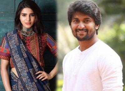 Samantha Akkineni to romance again with Nani?