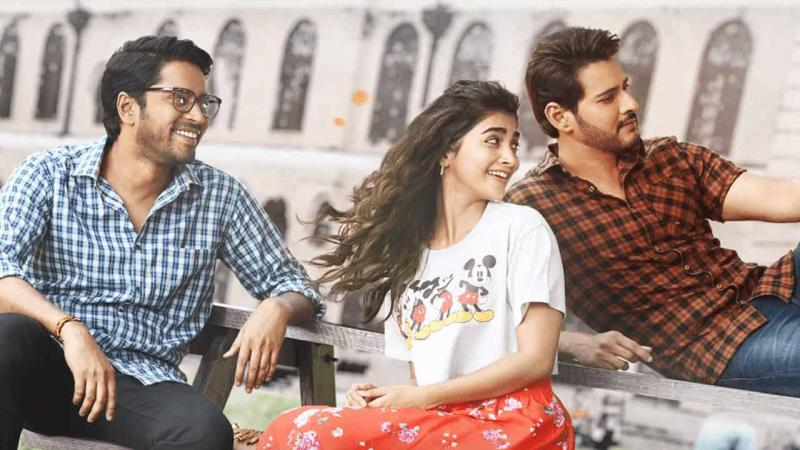 Maharshi cinema team given shock to fans