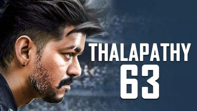 Thalapathy 63 Title, first look to be released on this date?