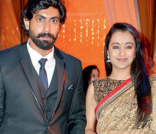 Trisha opened up about her marriage