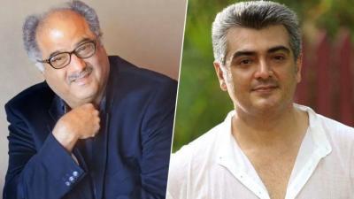 Ajith Kumar to work with Boney Kapoor after Nerkonda Paarvai