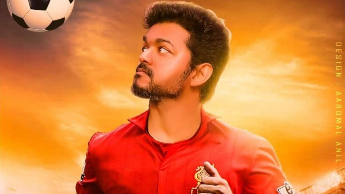 Vijay's Thalapathy 63 gets accused of plagiarism yet again