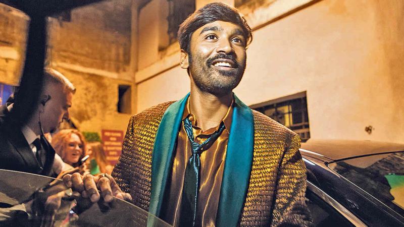 Dhanush to work in 'Majili' remake?