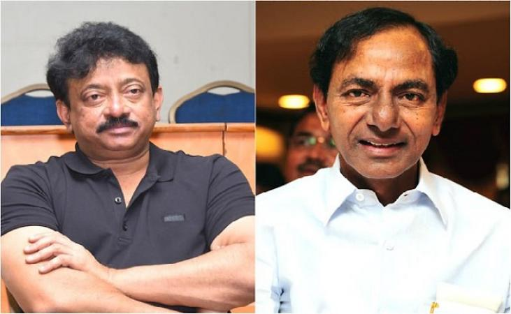 Ram Gopal Varma to make KCR biopic?