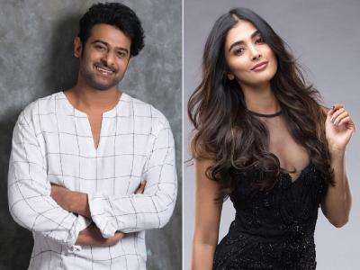 Pooja Hegde to work with Bahubali Prabhas