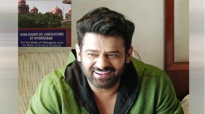 HC refuses to grant relief to Prabhas in land case