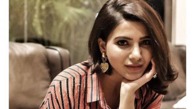 Pic Talk: Samantha sexy look in Abs
