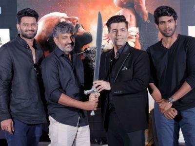 Karan Johar called S.S. Rajamouli, the Best Director