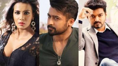 Meera Mithun warns, 'Vijay and Suriya will be responsible if anything happens to me'
