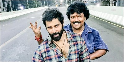This actor reveals, 'Vikram taught me the nuances of acting'